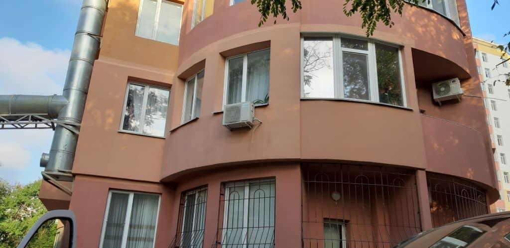 Утепление квартиры снаружи в Одессе фото