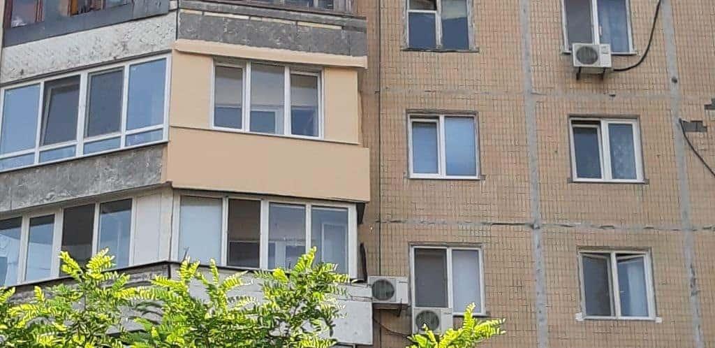 Утепление балкона в Одессе фото